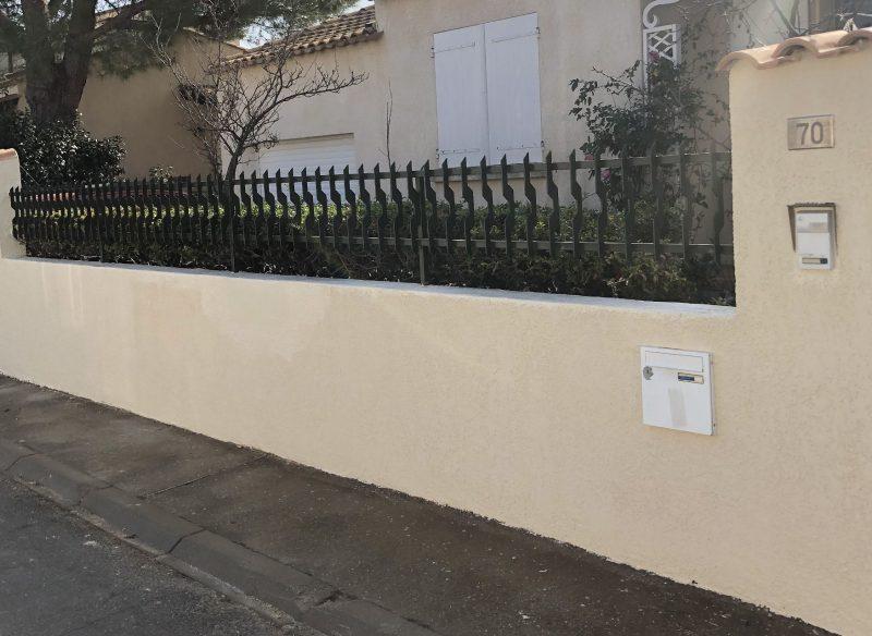 nettoyage façade Agde