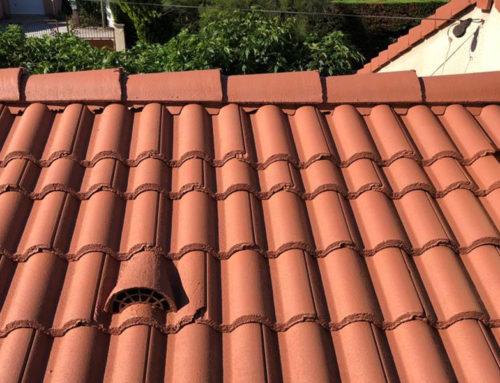 Nettoyage toiture à Sète (34)
